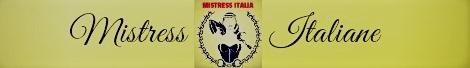 mistress italiane bdsm